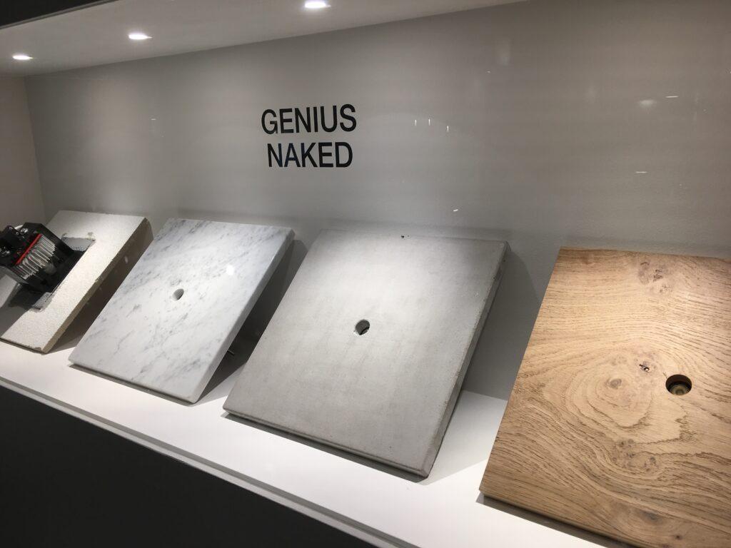 buzzi genius naked